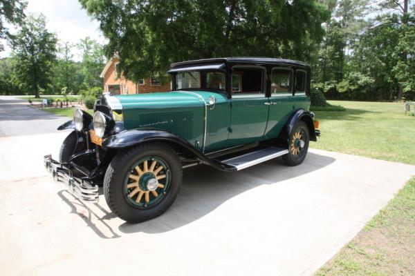 1929 Buick Sedan