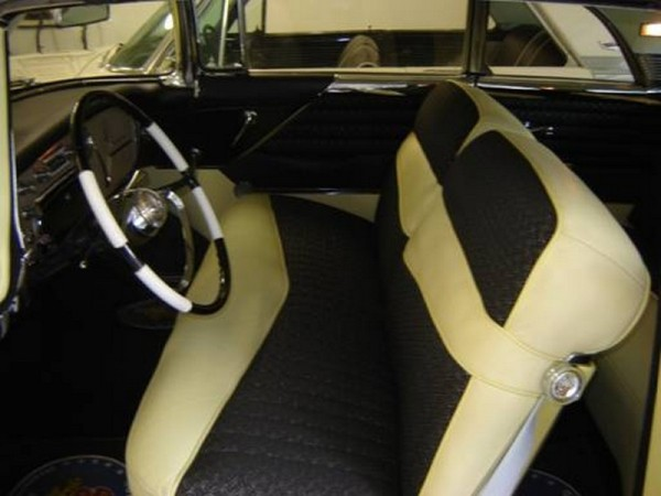 1956 packard 400 gallery pauls custom interiors auto upholstery restoration. Black Bedroom Furniture Sets. Home Design Ideas