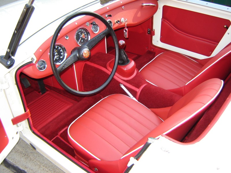 1961 austin healey sprite bugeye gallery pauls custom interiors auto upholstery restoration. Black Bedroom Furniture Sets. Home Design Ideas