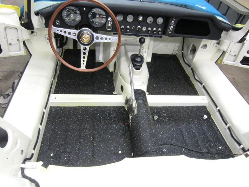 1965 Jaguar Xke Gallery Pauls Custom Interiors Auto Upholstery Restoration
