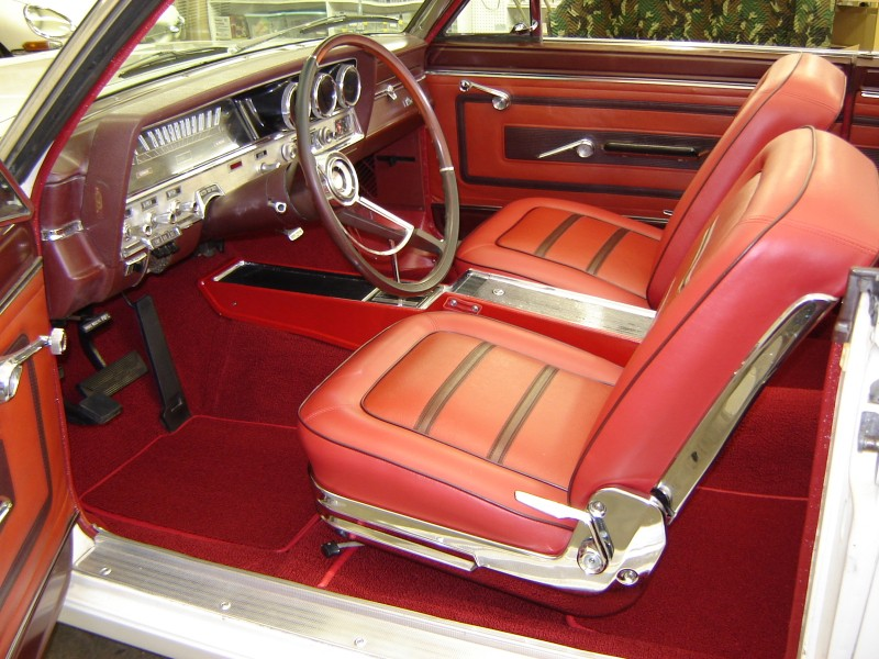 1965 rambler classic gallery pauls custom interiors auto upholstery restoration. Black Bedroom Furniture Sets. Home Design Ideas