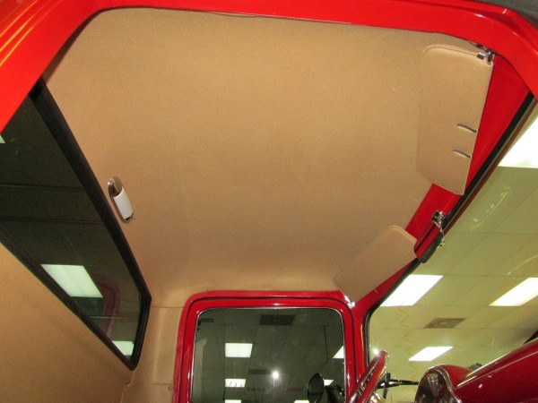1956 ford f100         03 Interiors
