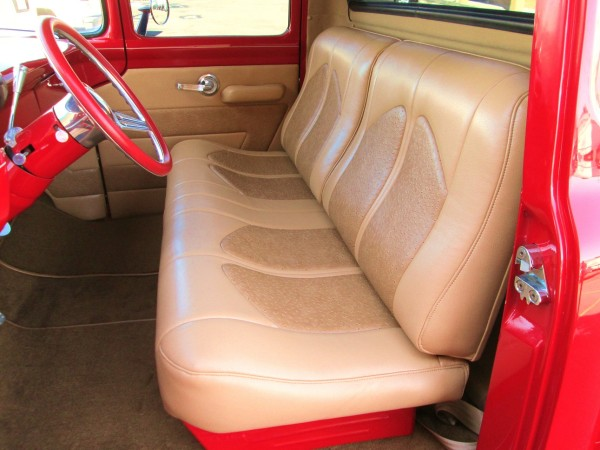 1956 ford f100         07 Interiors