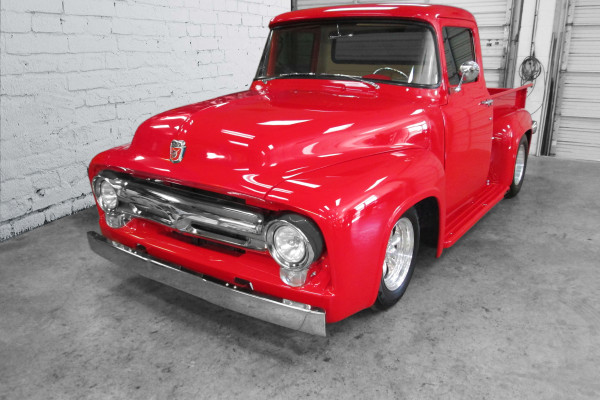 1956 ford f100 pick up a1
