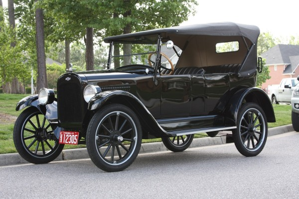 1923 chevrolet  a1